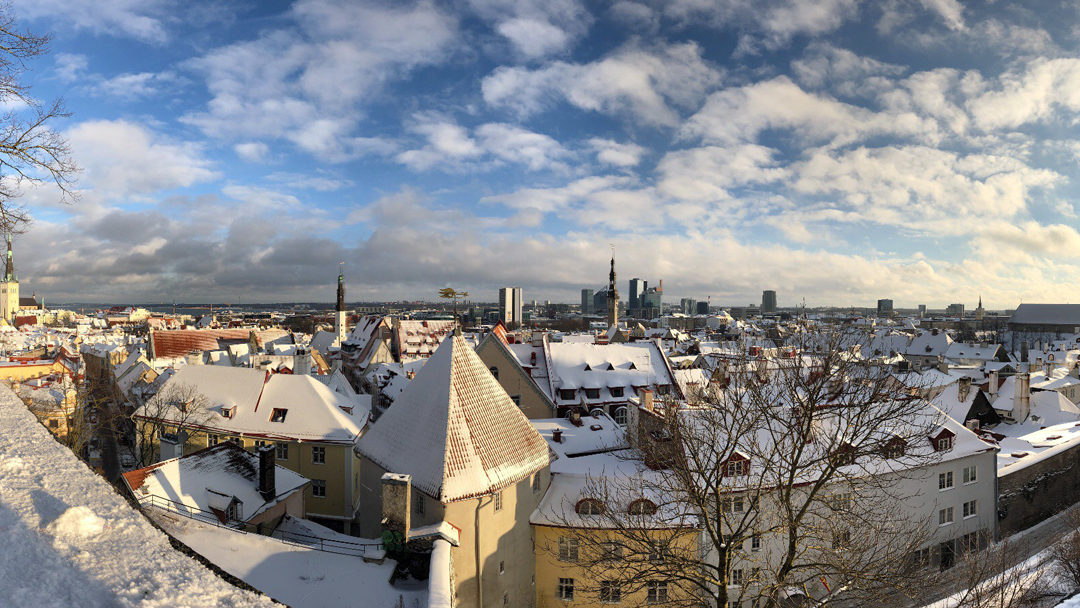 Of Hopes and Dreams – My Journey to Tallinn University
